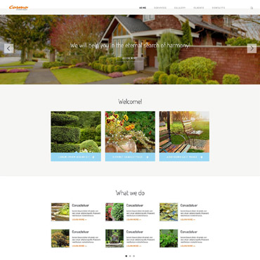 Website Template № 54566