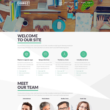 Website Template № 54598