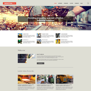 Website Template № 54612