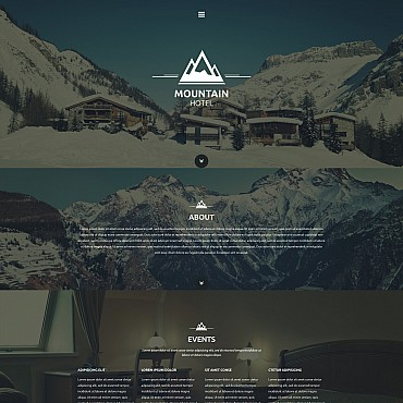 Website Template № 54623