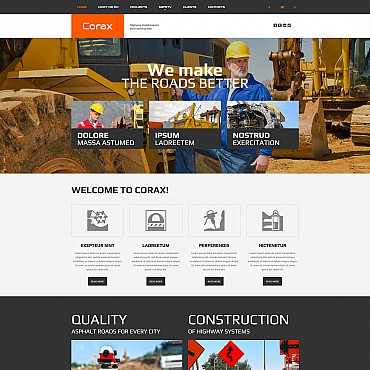 Website Template № 54635