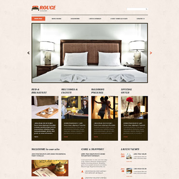 Website Template № 54645