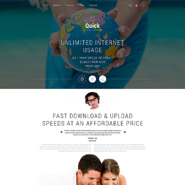 Website Template № 54683