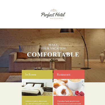 Website Template № 54694