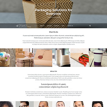 Website Template № 54700
