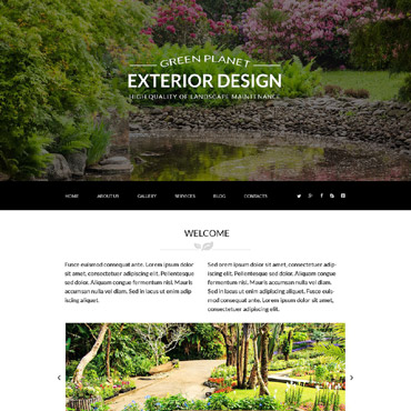 Website Template № 54710