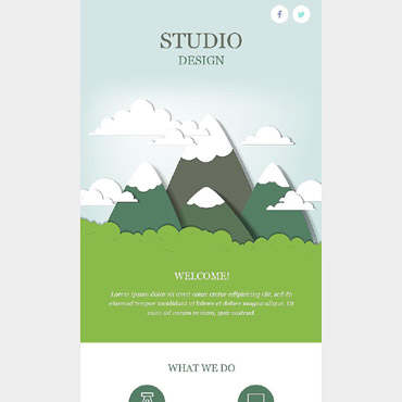 Website Template № 54711