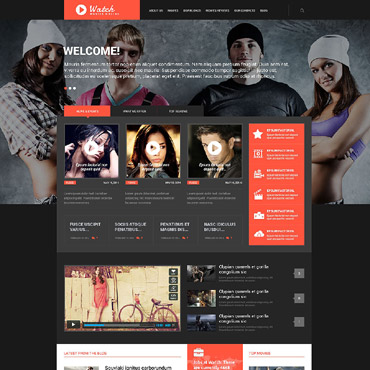 Website Template № 54729