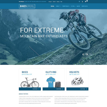 Website Template № 54734