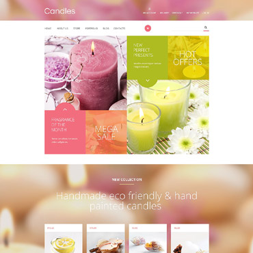 Website Template № 54735