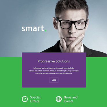 Website Template № 54747