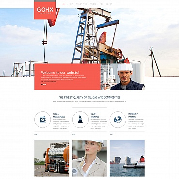 Website Template № 54751
