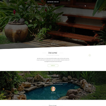 Website Template № 54825