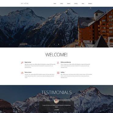Website Template № 54837