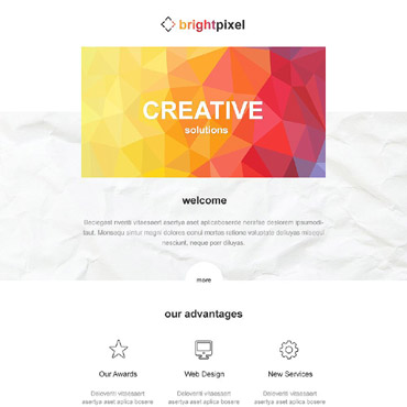 Website Template № 54862