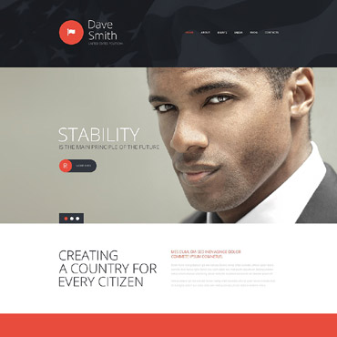 Website Template № 54863