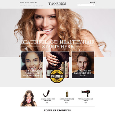 Website Template № 54871