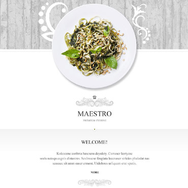 Website Template № 54880
