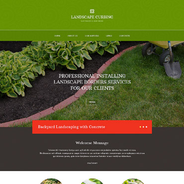 Website Template № 54885