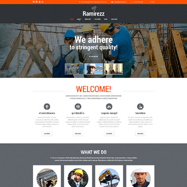 Website Template № 54886