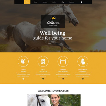 Website Template № 54953