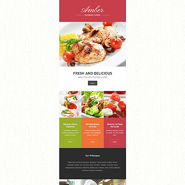 Website Template № 54962