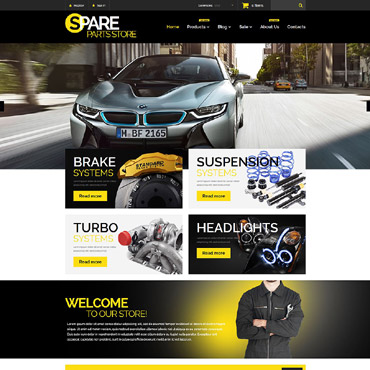 Website Template № 54971