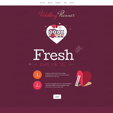Website Template № 55043