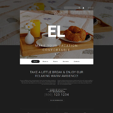 Website Template № 55057