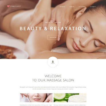 Website Template № 55058