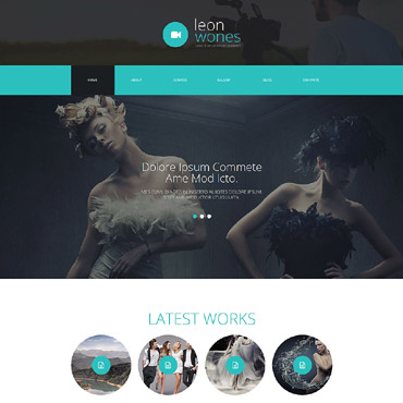 Website Template № 55060