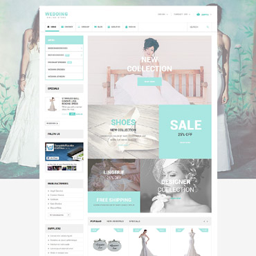 Website Template № 55061