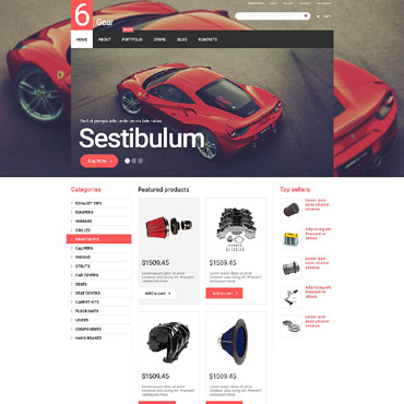 Website Template № 55066