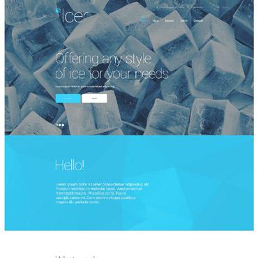 Template Mâncare și băutură HTML, JS şi CSS #55069
