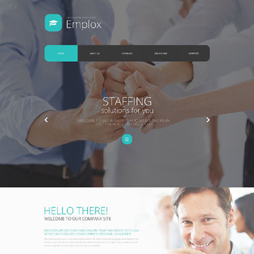 Website Template № 55097