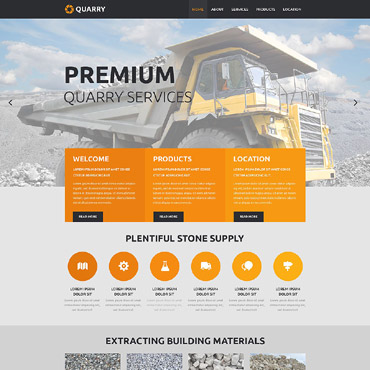 Website Template № 55103