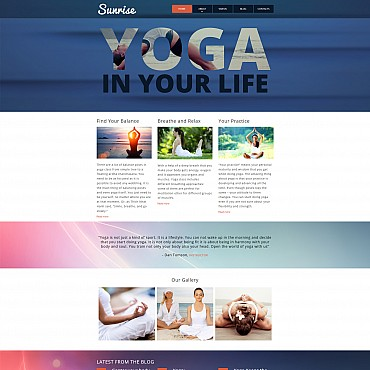 Website Template № 55134