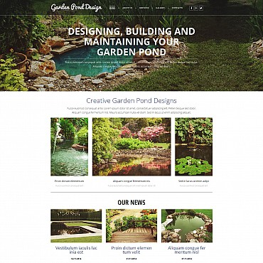 Website Template № 55135