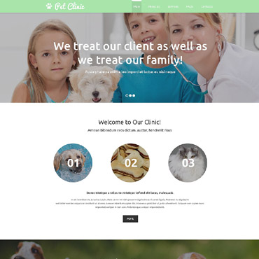 Website Template № 55143