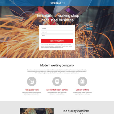 Website Template № 55165