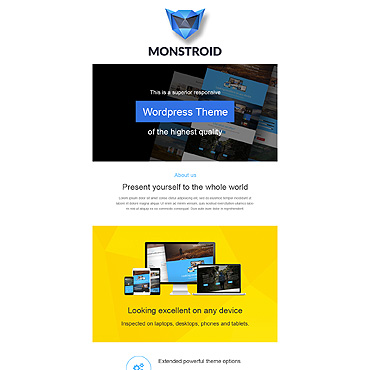 Website Template № 55166