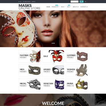 Website Template № 55214