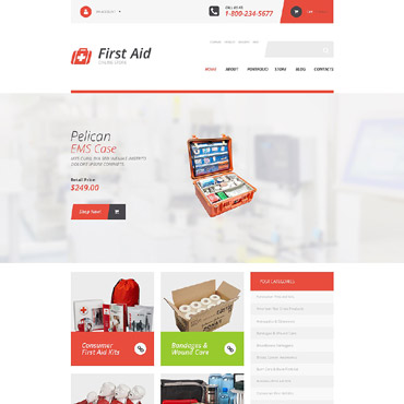 Website Template № 55231