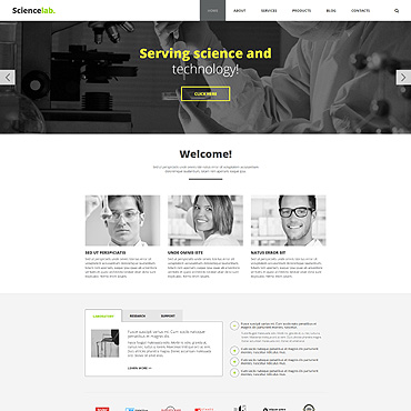 Website Template № 55285