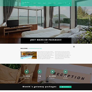 Website Template № 55286