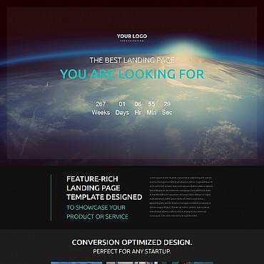 Website Template № 55333