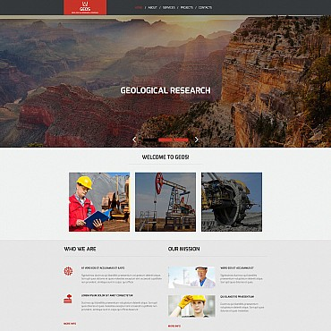 Website Template № 55336