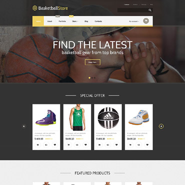 Website Template № 55340
