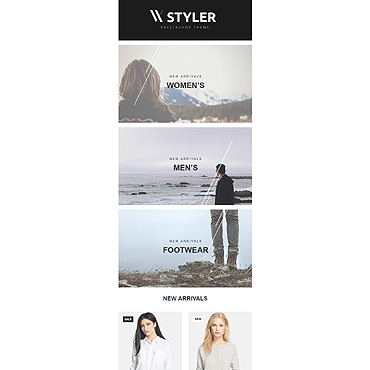 Website Template № 55348