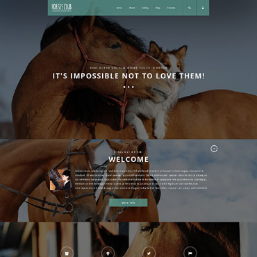 Website Template № 55403
